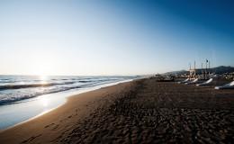 spiaggia bagno pinocchio