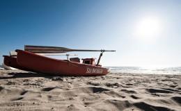 bagnino salvataggio riva spiaggia bagno pinocchio